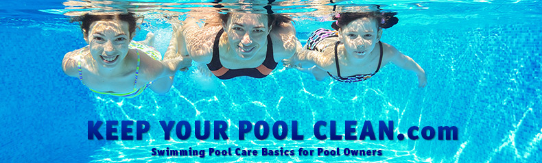 Swimming Pool Maintenance Clean Pool Home
